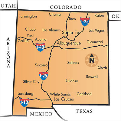 Tour new mexico with seven directions custom tours new mexico overview publicscrutiny Choice Image